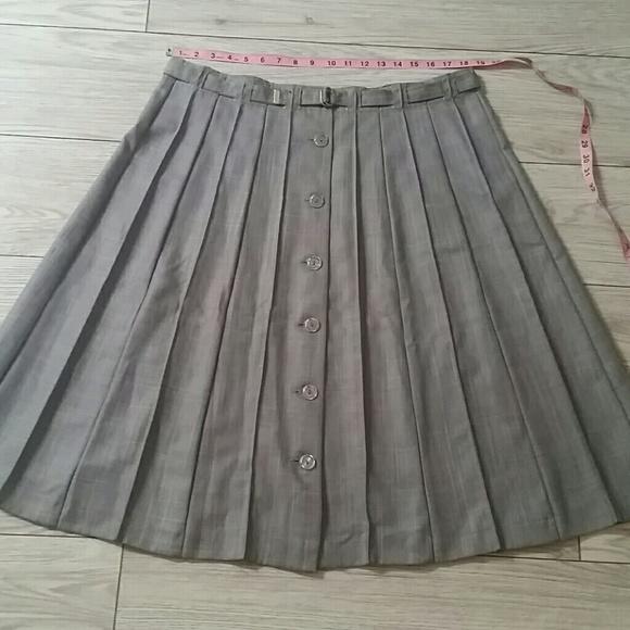 Vintage Dresses & Skirts - Spängler German Brand Panel Skirt XL